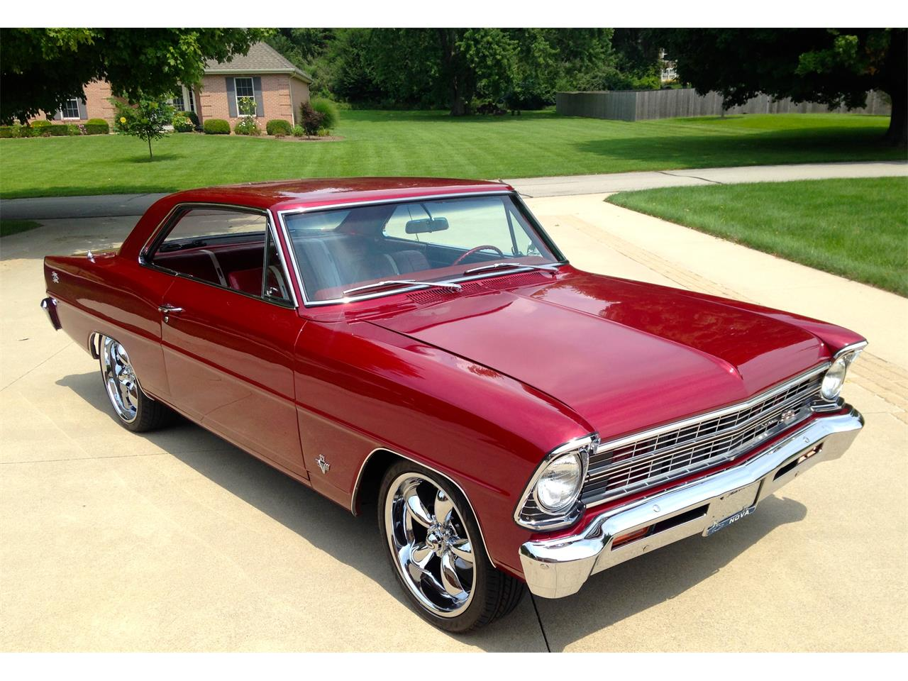 Large Picture Of 67 Nova