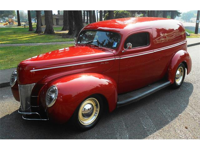 Picture of Classic '40 Ford Sedan Delivery - $42,950.00 - OAYX