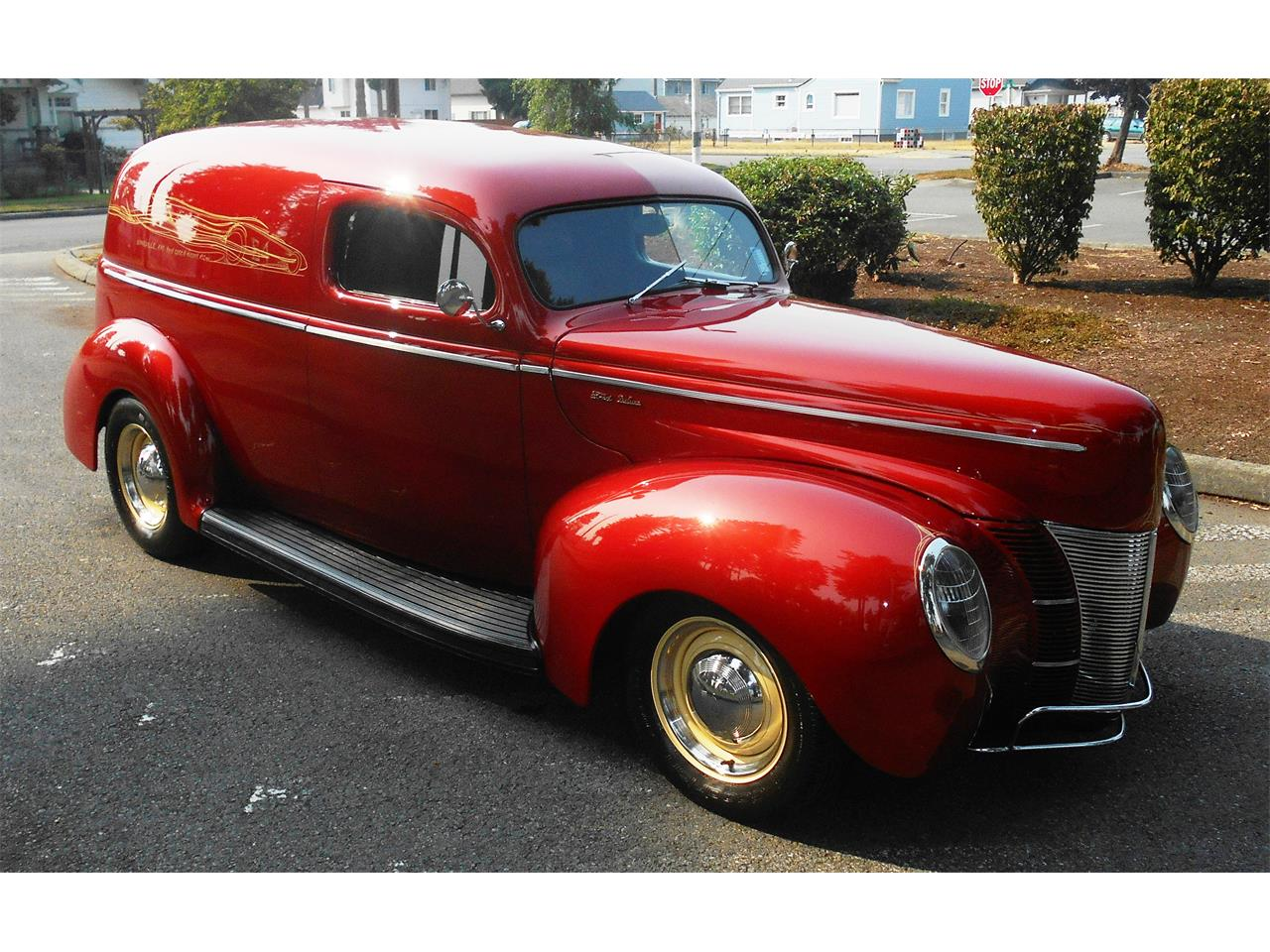 Large Picture of '40 Sedan Delivery - OAYX