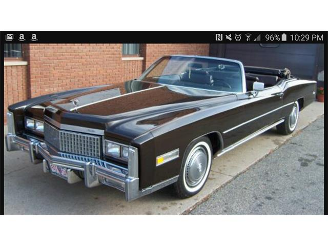 Picture of '75 Eldorado - OAZ0