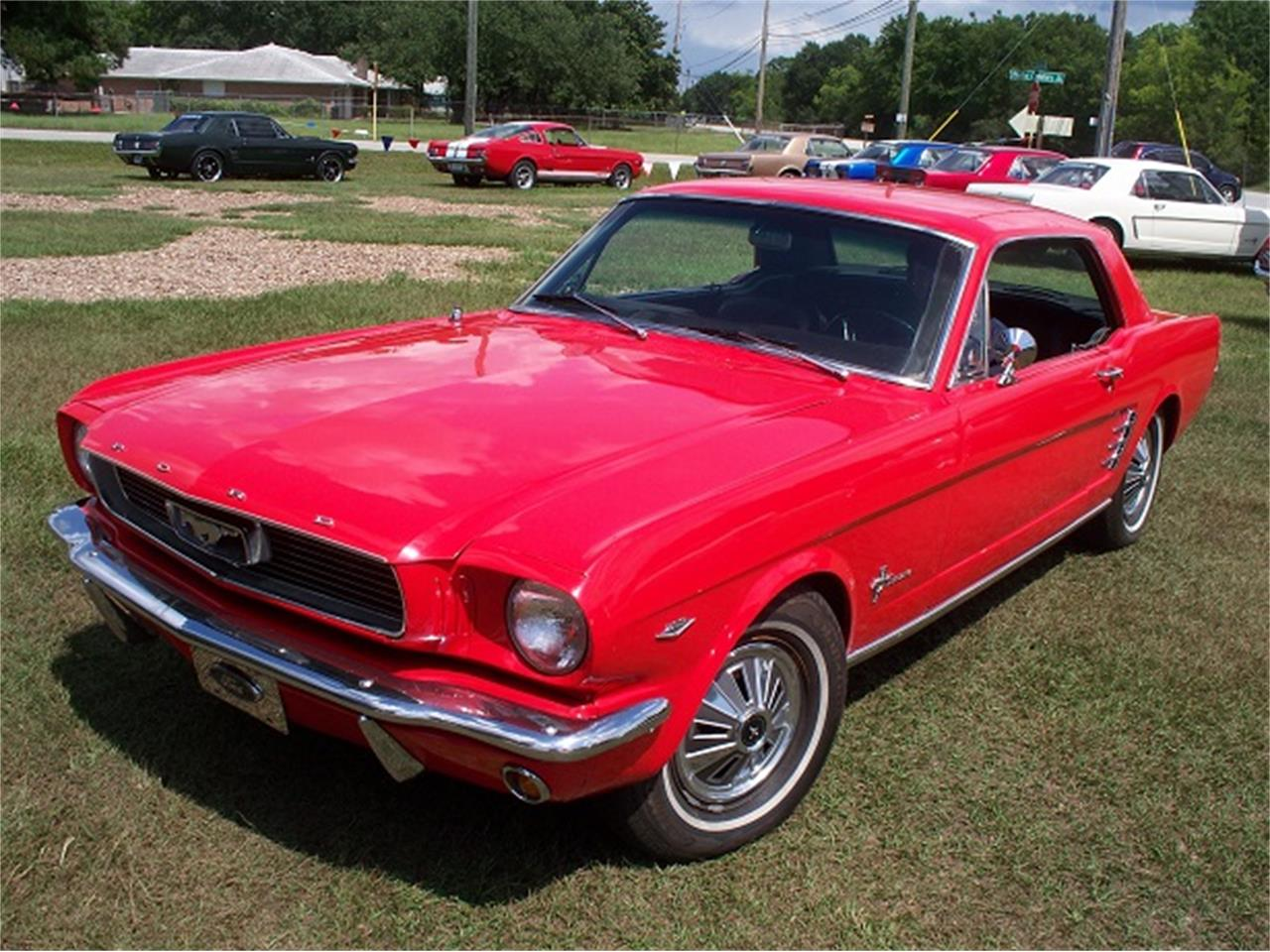 Picture of '66 Mustang - OAZ8