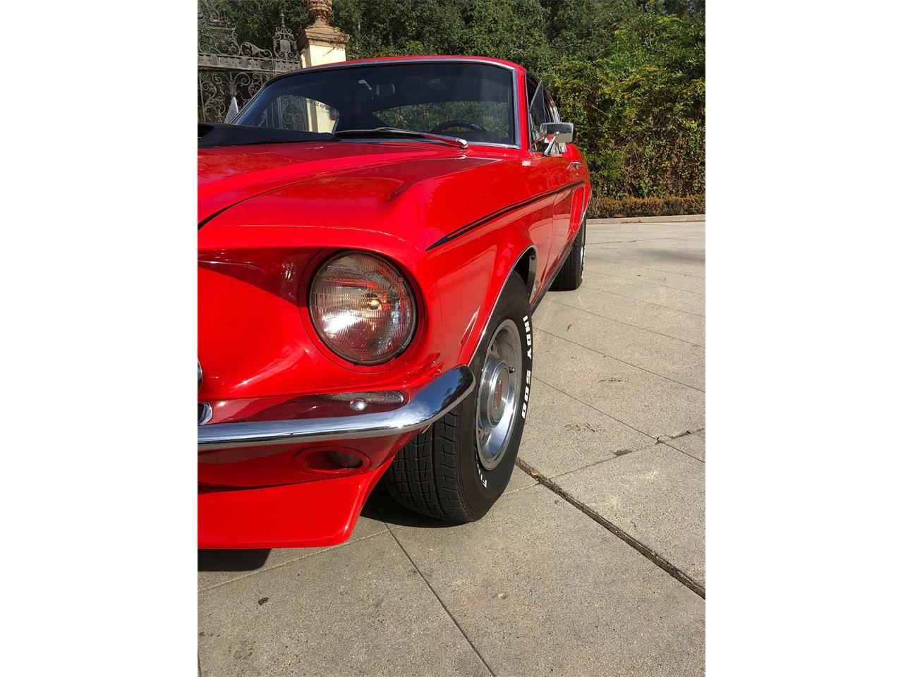 Large Picture of '68 Mustang - OAZA