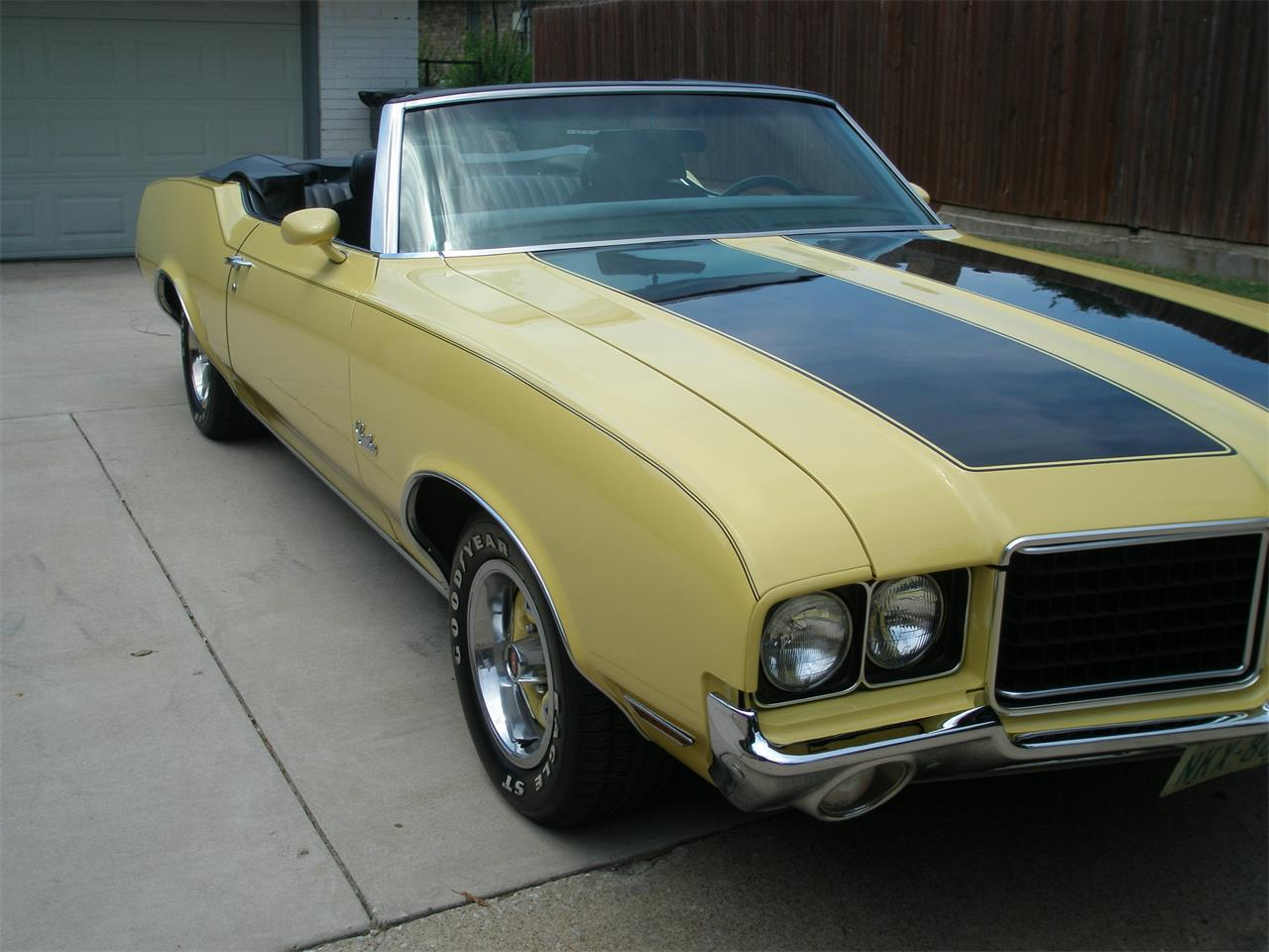 Picture of '72 Convertible - OAZI