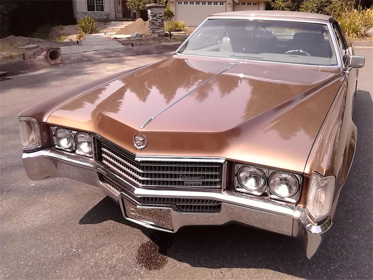Picture of '70 Eldorado - OAZS