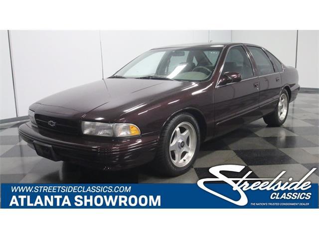 Picture of '95 Impala - OB0V