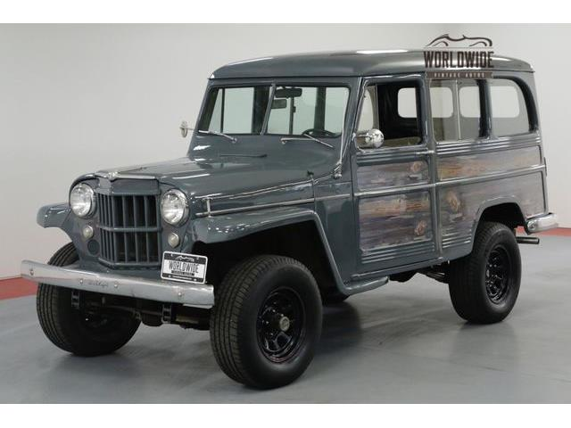 Picture of '57 Willys - OB19