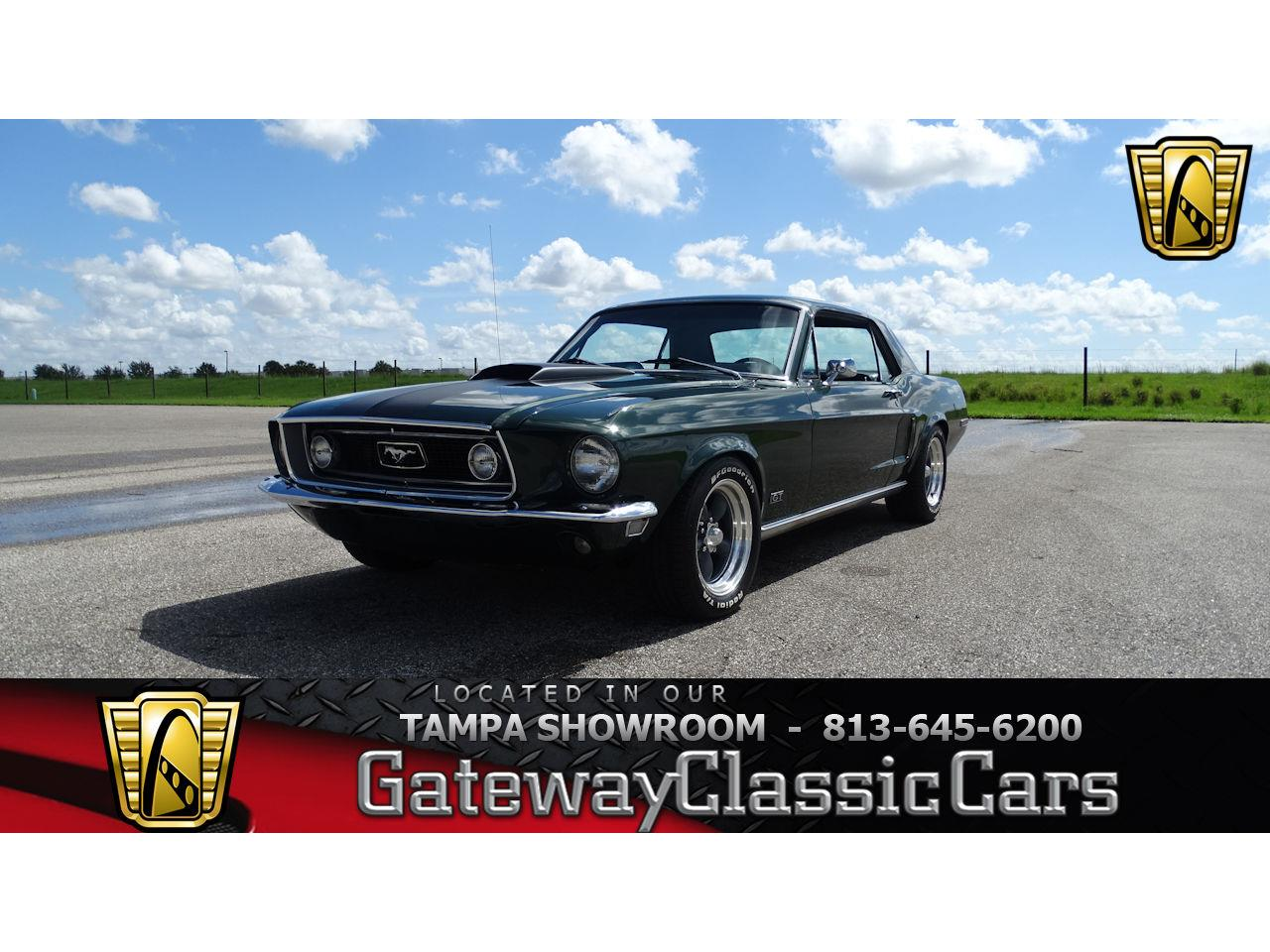 Picture of '68 Mustang - OB1F