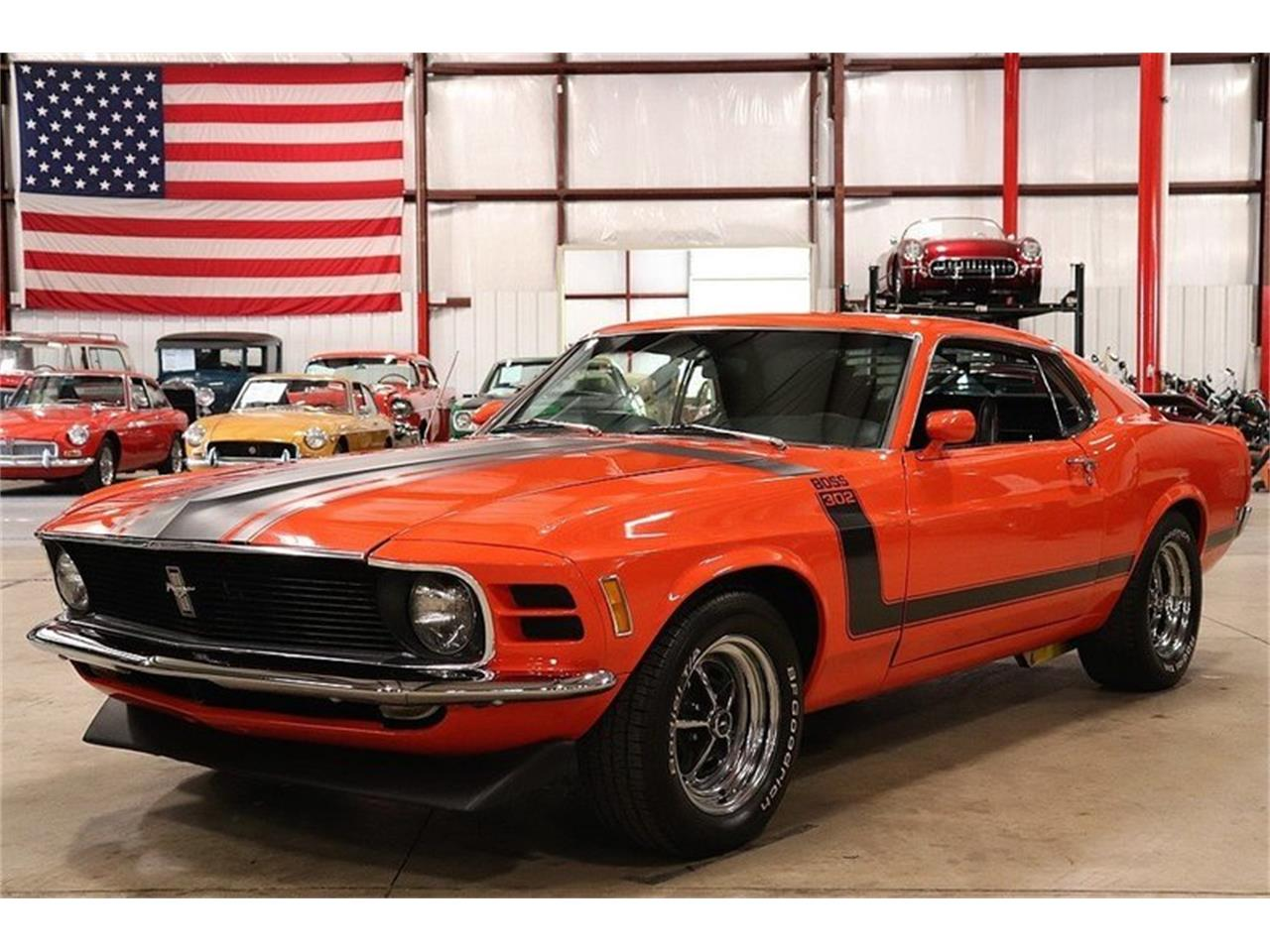 Picture of '70 Mustang - OB1O