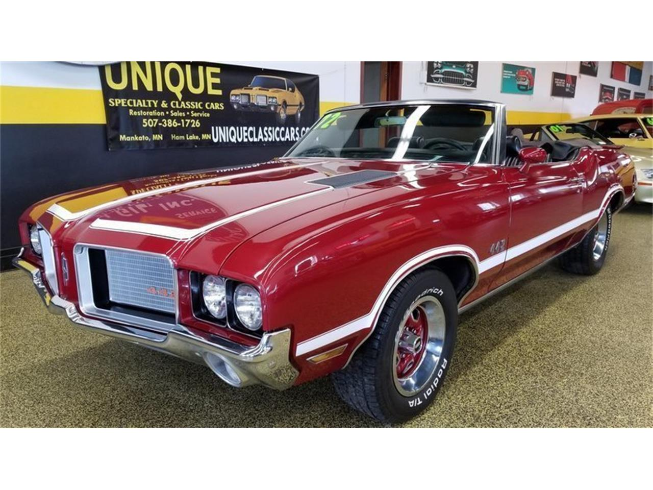 Classic Oldsmobile 442 for Sale on ClassicCars.com