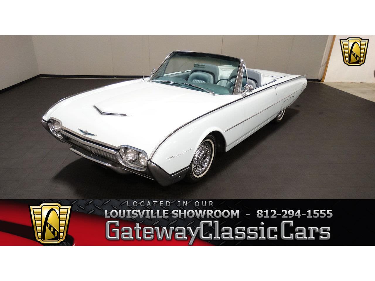 1961 Ford Thunderbird for Sale on ClassicCars.com