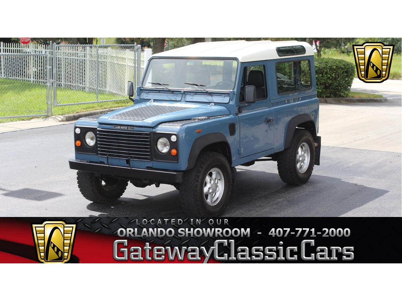 Picture of '89 Defender - OB20
