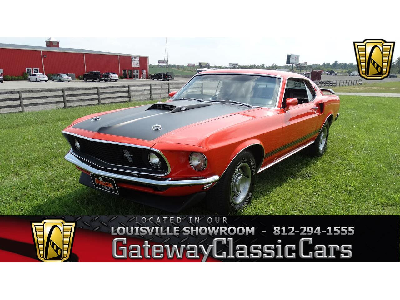 Picture of '69 Mustang - OB23