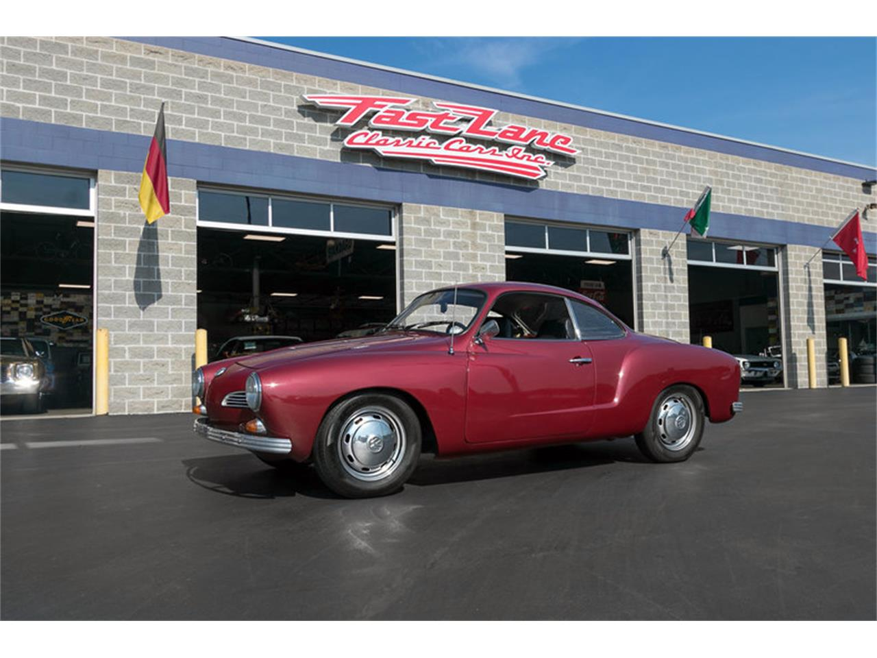 Picture of '68 Karmann Ghia - OB24