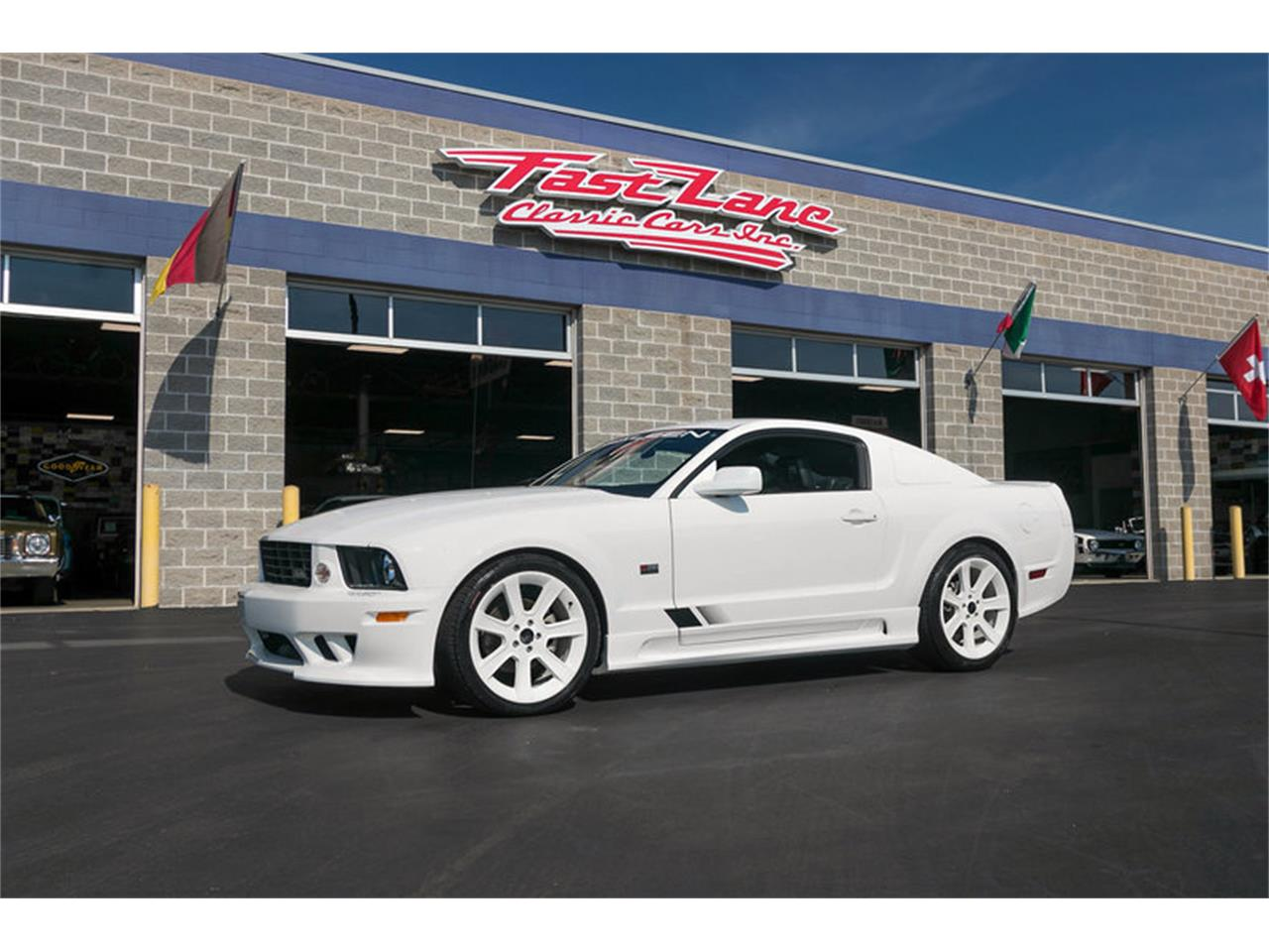 Picture of '05 Mustang - OB25