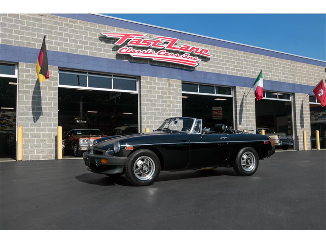 Picture of '80 MGB - OB2A