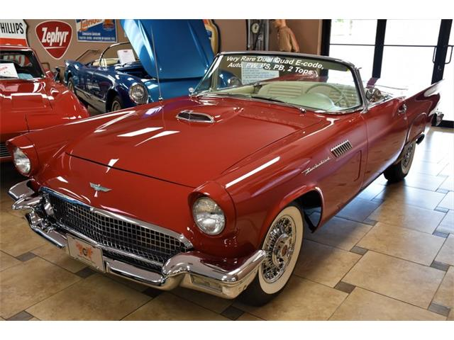 Picture of Classic 1957 Ford Thunderbird located in Venice Florida - OB2F