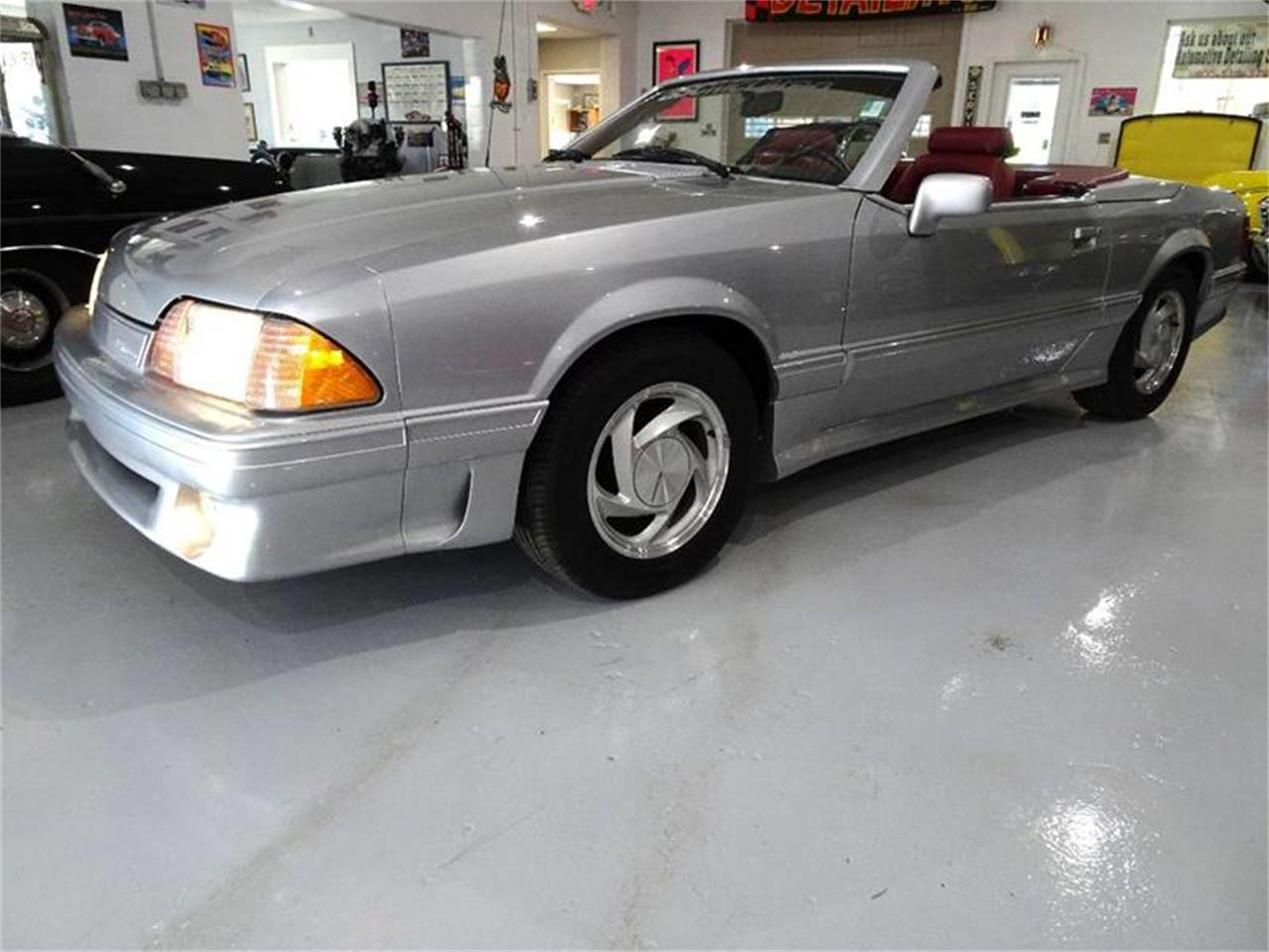 Picture of '89 Mustang - OB2N