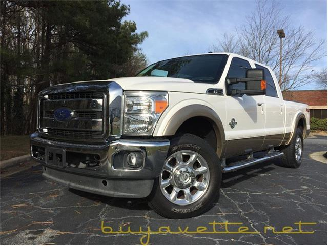 Picture of '14 F250 - OB2O