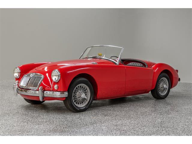 1957 MG Antique