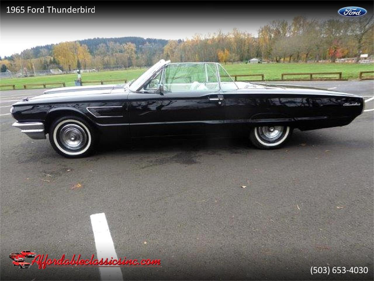 Picture of '65 Thunderbird - OB3K