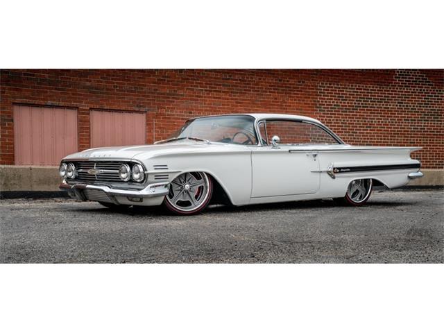 Picture of Classic 1960 Chevrolet Impala - OB3M