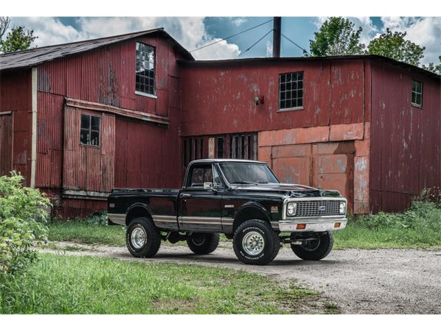 Picture of 1972 K-10 located in Michigan Offered by  - OB3O