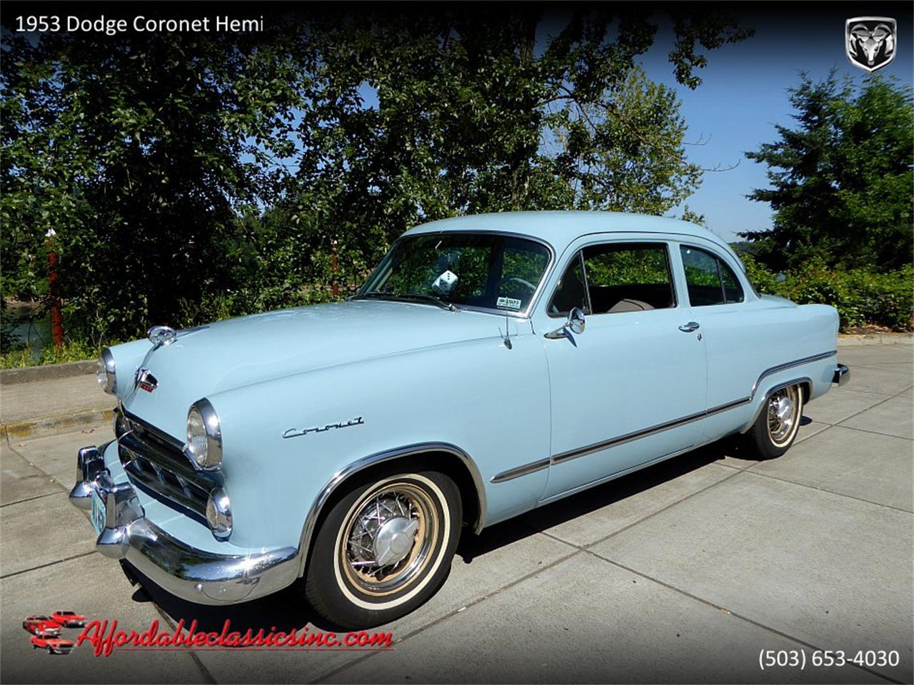 Picture of '53 Coronet - OB3T