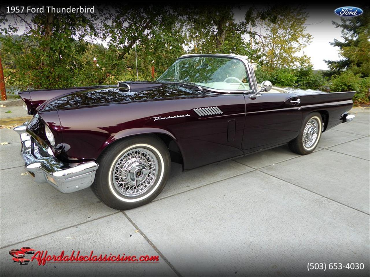 Picture of '57 Thunderbird - OB3V
