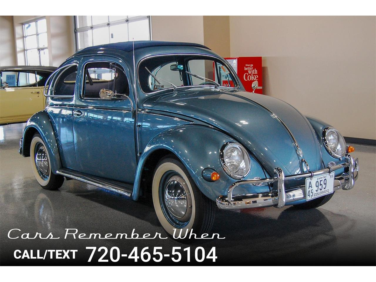 Picture of '55 Beetle - OB3X