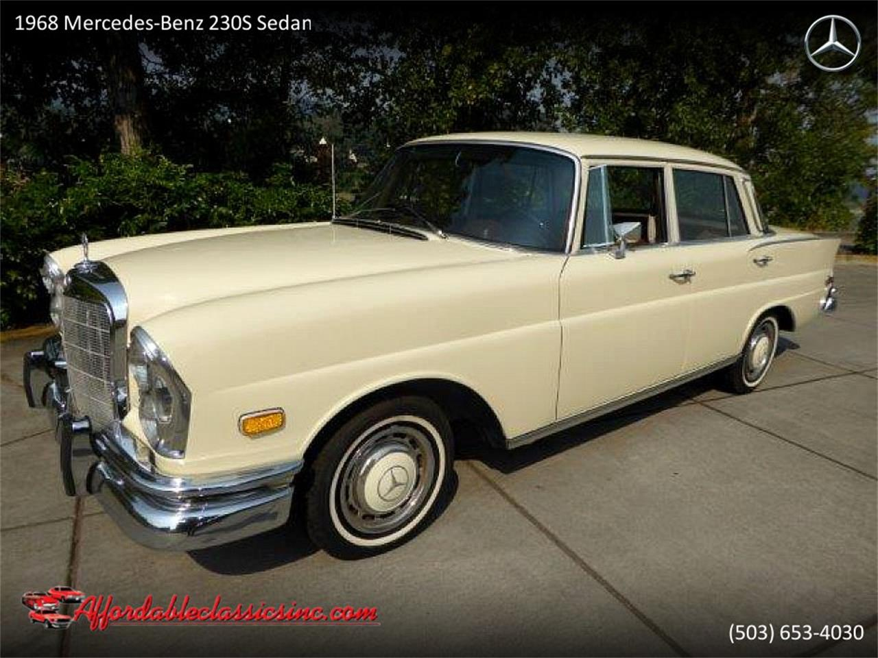 Picture of '68 230S - OB48