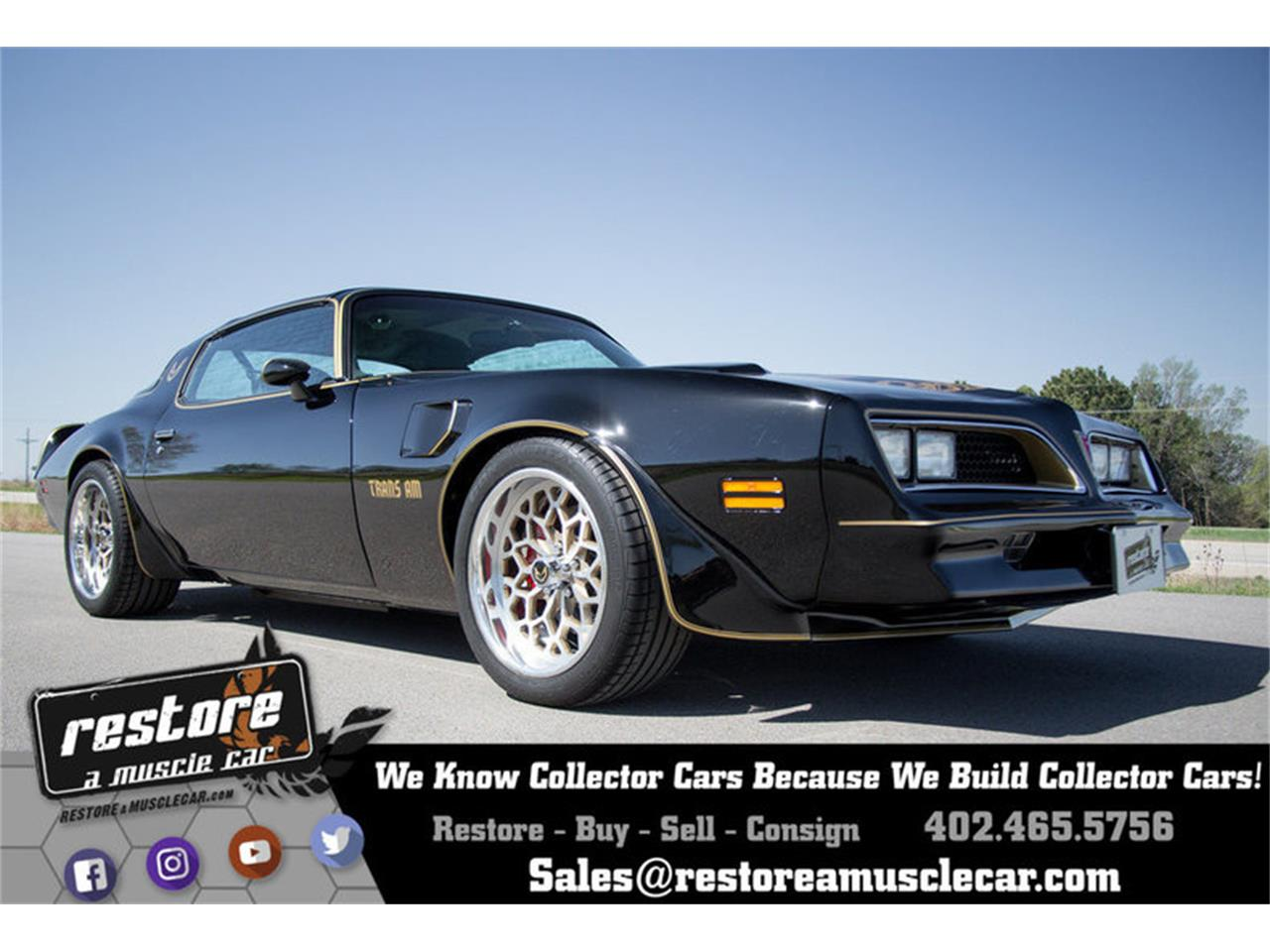 Picture of '77 Firebird Trans Am - OB4C
