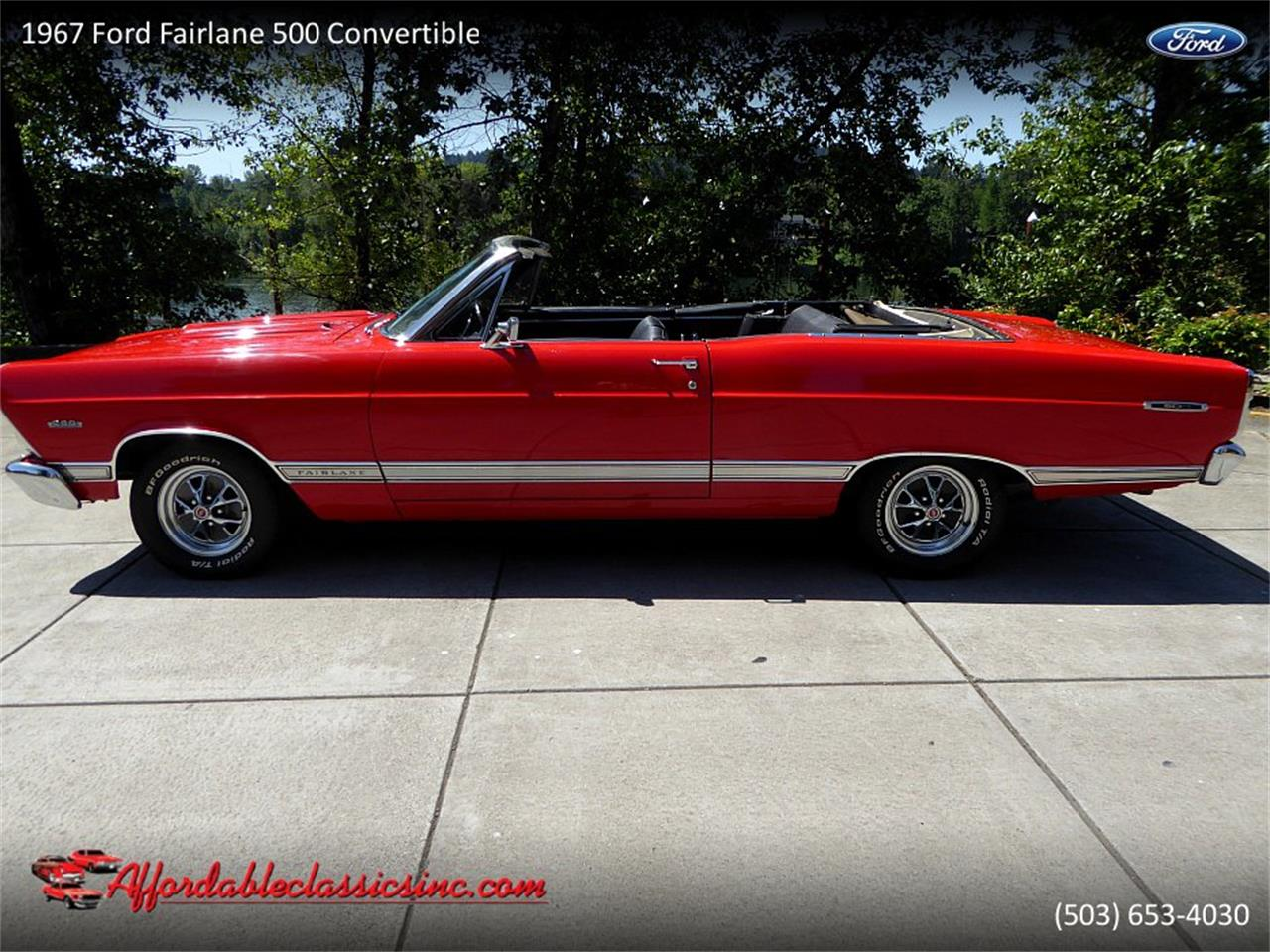 1966 to 1967 Ford Fairlane for Sale on ClassicCars.com