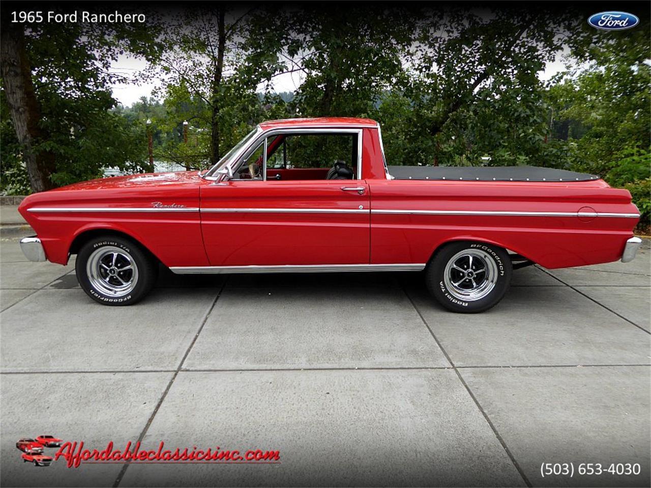 Picture of '65 Ranchero - OB4J