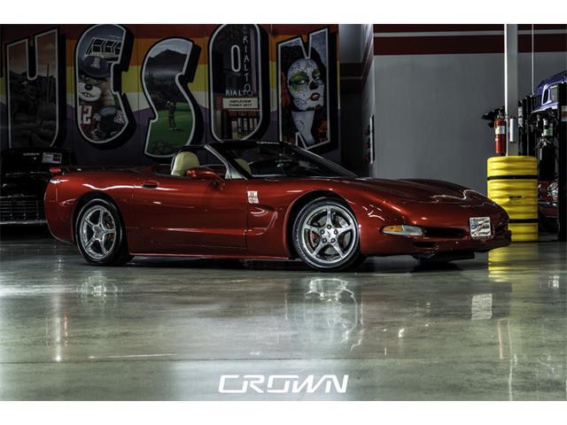 Picture of '01 Corvette - OB4S
