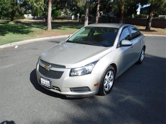 Picture of '14 Cruze - O88I