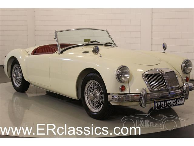 Picture of '59 MGA - OB5G