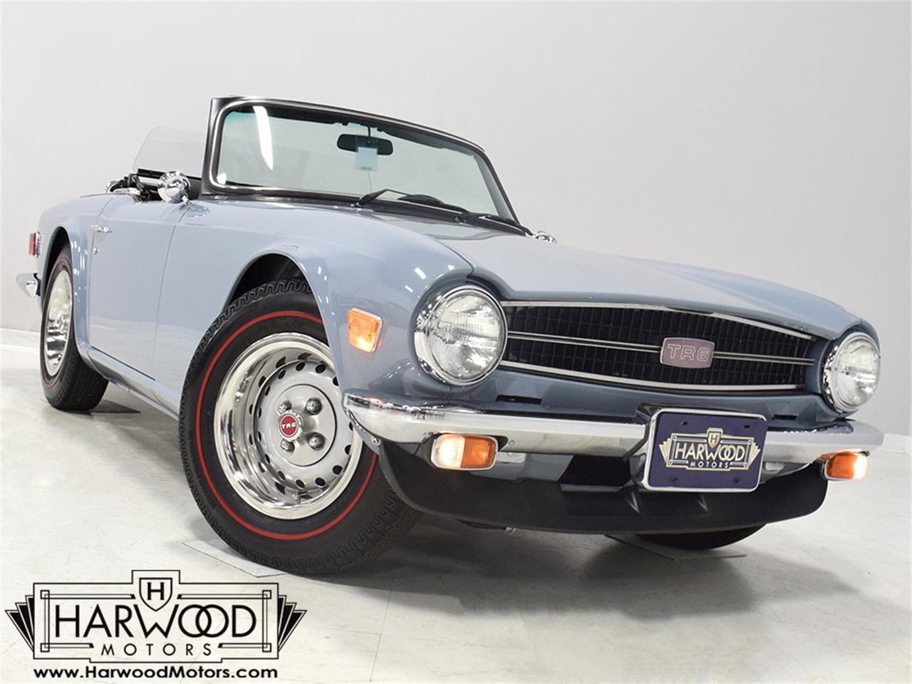 Picture of '75 TR6 - OB5J