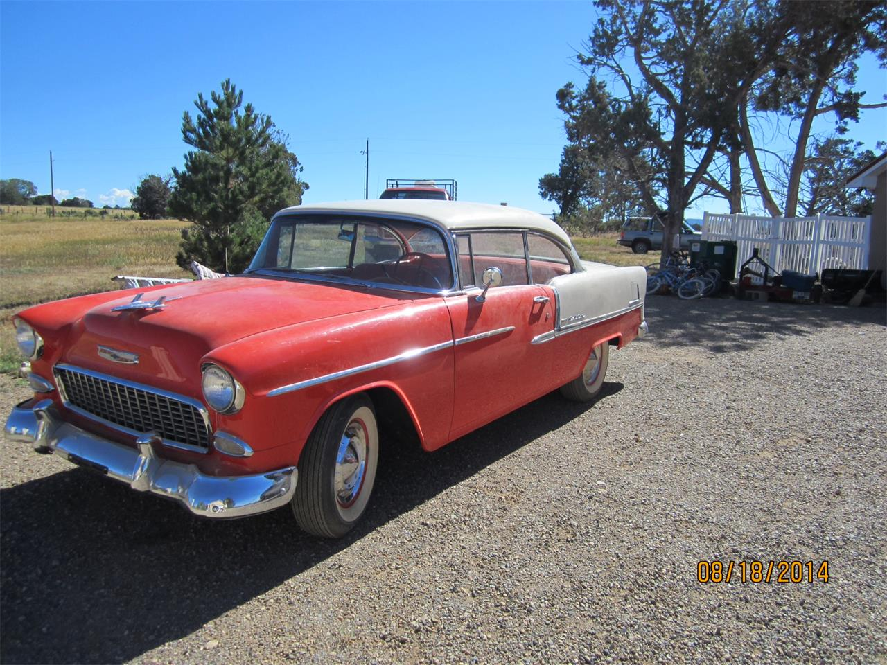 Picture of '55 Bel Air - OB5T