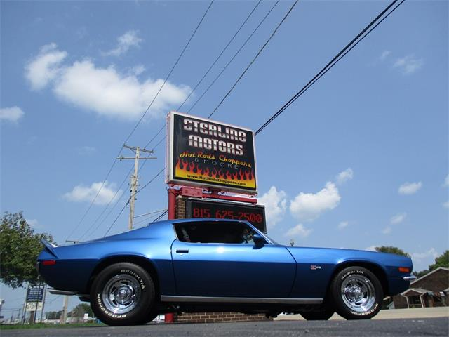 Picture of Classic '70 Chevrolet Camaro Z28 located in Sterling Illinois - $32,900.00 Offered by  - OB5U