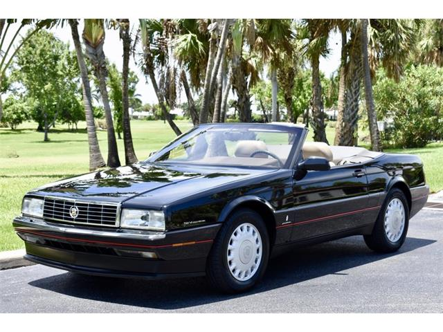 Picture of '93 Cadillac Allante Auction Vehicle - OB65