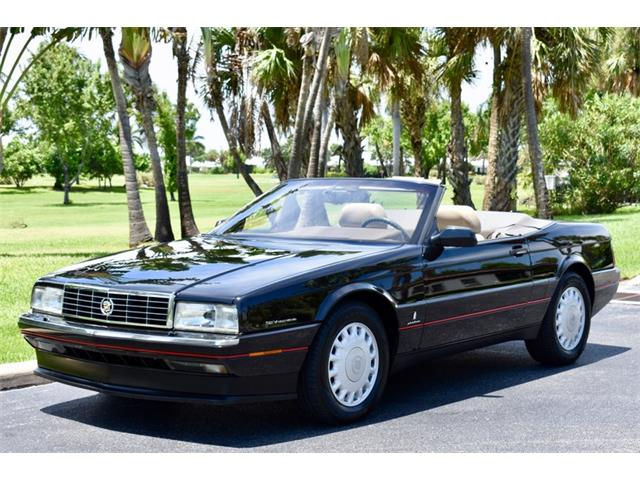 Picture of '93 Allante located in Delray Beach Florida Auction Vehicle - OB65