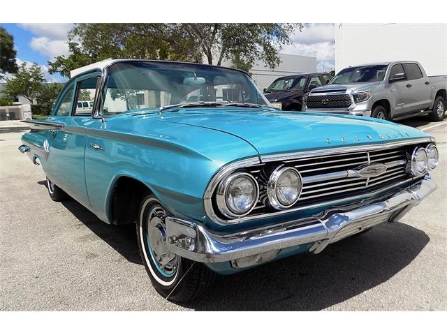 Picture of 1960 Bel Air located in pompano beach Florida - $22,995.00 - OB68