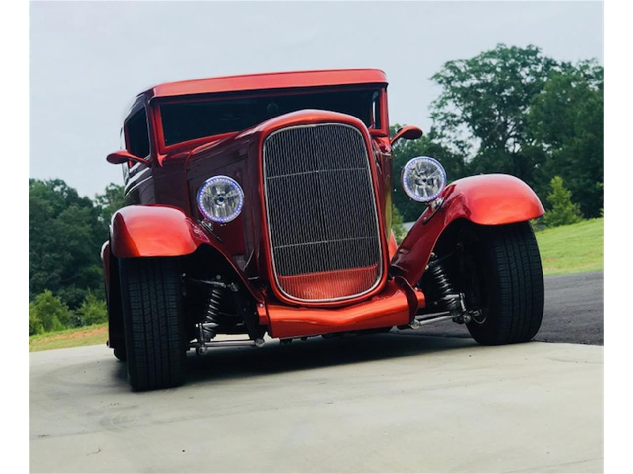 Large Picture of Classic 1930 Ford Street Rod located in Ninety Six South Carolina - $39,995.00 Offered by a Private Seller - OB6L