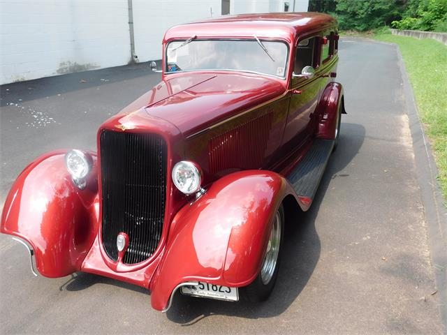 Picture of '33 Sedan located in Wallingford Connecticut - $59,500.00 Offered by a Private Seller - OB6Q