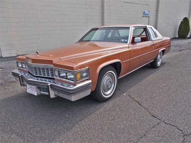 Picture of '77 Cadillac Coupe d'Elegance Offered by  - OB6Y