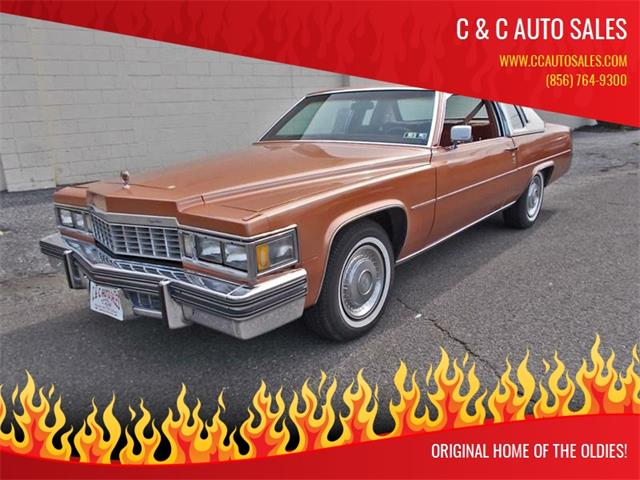 Picture of '77 Cadillac Coupe d'Elegance located in New Jersey - $5,995.00 Offered by  - OB6Y