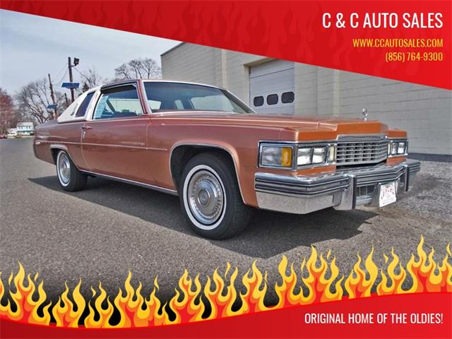 Picture of '77 Cadillac Coupe d'Elegance located in New Jersey Offered by  - OB6Y