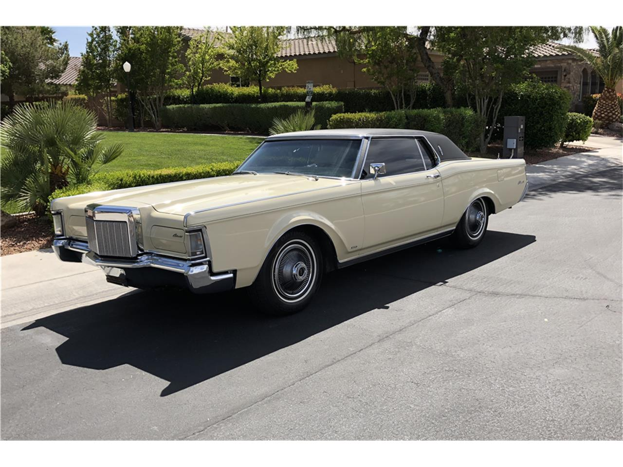 Picture of '69 Continental Mark III - OB79