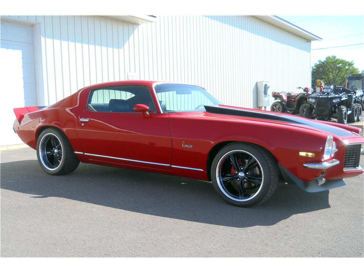 1973 chevrolet camaro for sale cc 1134265. Black Bedroom Furniture Sets. Home Design Ideas
