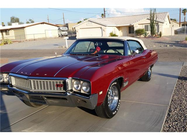 Picture of Classic 1968 Buick GRAN SPORT GS 400 located in Nevada Auction Vehicle Offered by  - OB7O